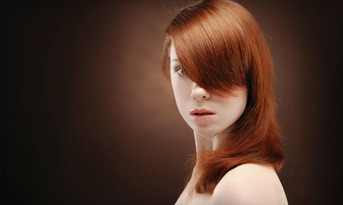 Prestige Salon & Spa - Hartford: $149 For Keratin Complex Hair Treatment at Prestige Salon & Spa in Plymouth ($299 Value)