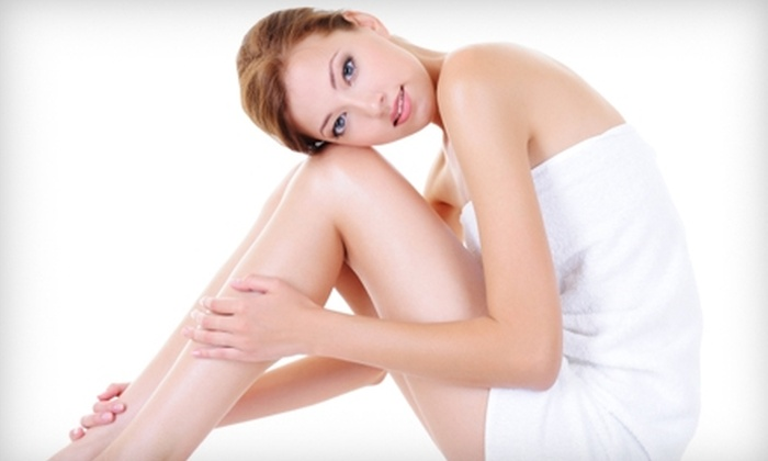 Serenity Spa & Laser - Woodbridge: $99 for Six Laser Hair-Reduction Treatments at Serenity Spa & Laser in Woodbridge (Up to $900 Value)
