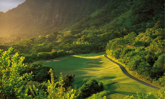 Ko'olau Golf Club - Kaneohe: $49 for a Membership Package with a Round of Golf at Ko'olau Golf Club in Kaneohe ($99 Value)