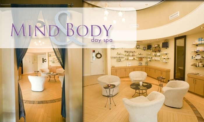 Mind & Body Day Spa - Milton: $50 for $100 Worth of Spa Services at Mind & Body Day Spa