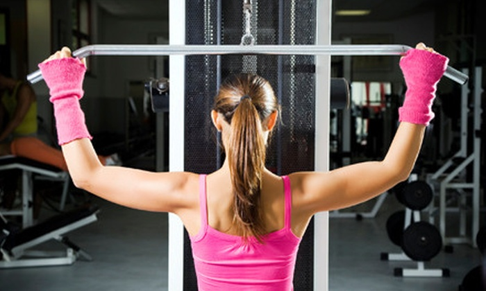 Anytime Fitness  - Okemos/Haslett: $30 for a One-Month Membership with Tanning to Anytime Fitness in Haslett ($64.99 Value)