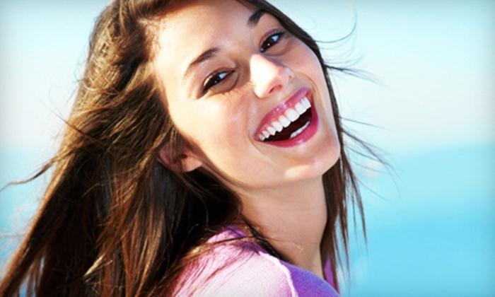 Newburgh Family Dental - Evansville East Side: In-Office Teeth Whitening or Take-Home Whitening Kit from Newburgh Family Dental (Up to 70% Off)