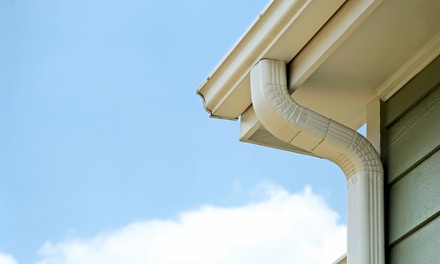 Roof and Gutter Cleaning with Moss Treatment from MCC Cleaning & Restoration (64% Off)