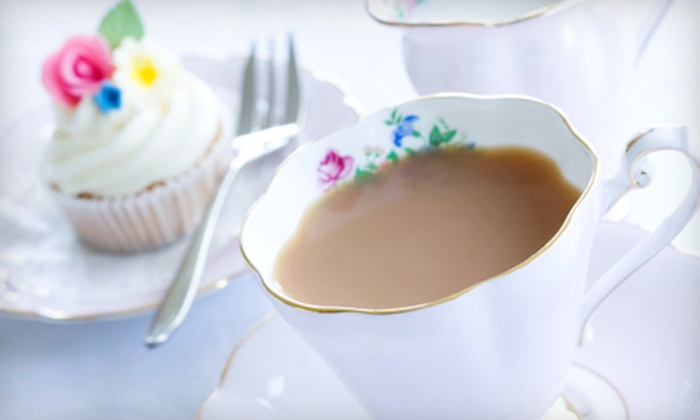 Mes Amis Teahouse - Nob Hill,Southeast Quadrant: $10 for $20 Worth of Tea and Café Fare Tuesday–Friday or Saturday and Sunday at Mes Amis Teahouse