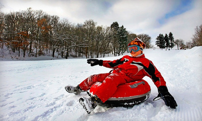 Minneapolis Park & Recreation Wirth Winter Recreation Area - Robbinsdale - Crystal - New Hope: Winter Packages at Minneapolis Park & Recreation Wirth Winter Recreation Area (Up to 62% Off). Four Options Available.