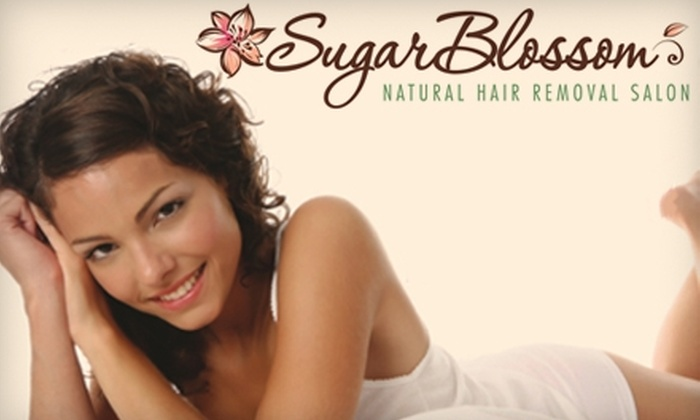 Sugar Blossom - Vaughan: $25 for Brazilian Body Sugaring at Sugar Blossom in Vaughan ($60 Value)