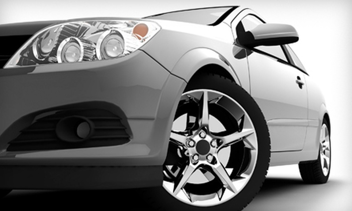 Finishing Touch Auto Detailing - Quincy Center: Automobile Spa Day for One or Three Cars at Finishing Touch Auto Detailing in Quincy Center (Up to 64% Off)