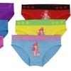 Girl's Assorted Bikini Panties (6-Pack)