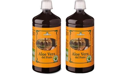 Aloe Vera con miele distillato