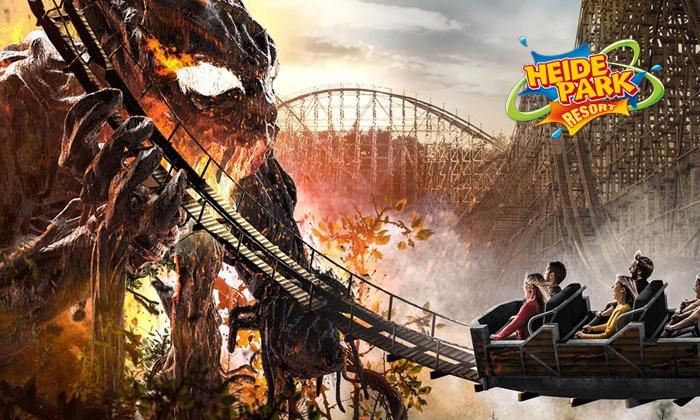 Tagesticket Heide Park Resort