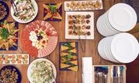 Brunch am Sonntag für zwei oder vier Personen im Restaurant Via Nova 2 (bis zu 25% sparen*)