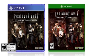 Resident Evil: Origins Collection for PS4 or Xbox One
