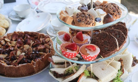 Afternoon Tea with Optional Prosecco for One, Two or Four at Noel Arms Hotel (Up to 36% Off)