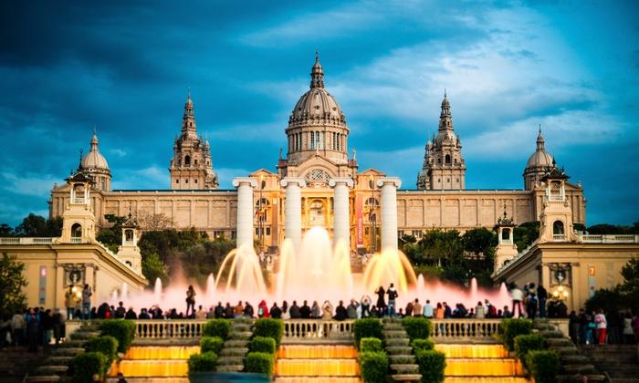 """קשרי תעופה: חופשה ברצלונה, כולל סופ""""ש: טיסות, העברות ו-3/4/5 לילות במלון מרכזי ומומלץ לבחירה ע""""ב לינה וארוחת בוקר, החל מ-€499 לאדם!"""