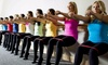 Pure Barre Des Peres - Pure Barre Des Peres: 5 or 10 Classes at Pure Barre Des Peres (Up to 66% Off)