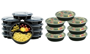 Up To 63 Off on Reusable Food Storage Containers Groupon Goods