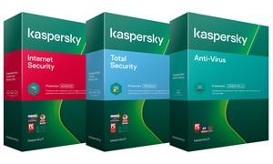 Logiciel antivirus Kaspersky