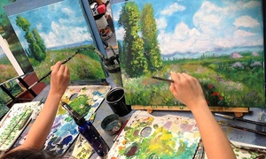 Inglis Academy: Four-Hour Paint a Masterwork Painting Masterclass for One ($79) or Two ($149) at Inglis Academy (Up to $318 Value)