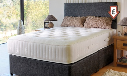 Double Or King Size Saturn 4500 Pillow Top Mattress United Kingdom Discounts 4 You And Me