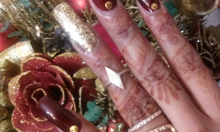 The Nail Shop - Chatham: A Manicure with Nail Design from The Nail Shop (50% Off)