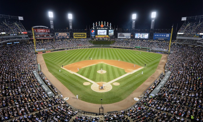 Chicago White Sox – U.S. Cellular Field - Cellular Field: Chicago White Sox Game and Pre-Game Patio Party at U.S. Cellular Field (Up to 42% Off). Nine Dates Available.