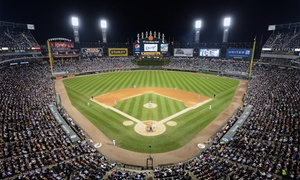 Chicago White Sox: Chicago White Sox Game and Pregame Patio Party at U.S. Cellular Field (Up to 37% Off). Seven Dates Available.