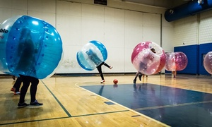 Insportz Northcote: 30min ($49), 60min ($89) or 90 min ($135) Bubble Soccer or Activity Session at Insportz Northcote (Up to $300 Value)