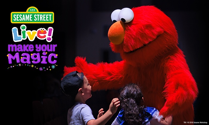 Sesame Street Live! Make Your Magic - Up To 30% Off
