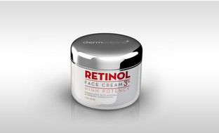 Dermedicine Retinol 3% High-Potency Anti-Aging Cream (2 Fl. Oz.)