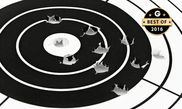 Auburn Shooting Academy - Auburn Shooting Academy: Two-Hour Shooting Range Session for One ($129), Two ($255), or Four ($499) at Auburn Shooting Academy (Up to $816 Value)