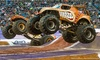 Monster Jam Triple Threat Series featuring the AMSOIL Series - Golden 1 Center: Monster Jam Triple Threat Series presented by AMSOIL on Friday, January 20, at 7 p.m.