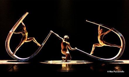 Momix: Alchemia for Two on Friday, October 24, or Saturday, October 25, at 8 p.m. (Up to Half Off)