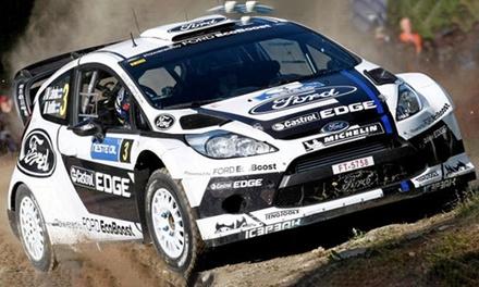Kids Fiesta WRC Experience