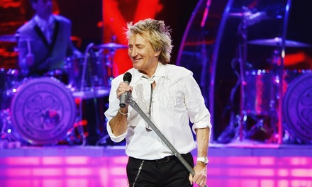 Rod Stewart with Cyndi Lauper – Up to 13% Off Concert