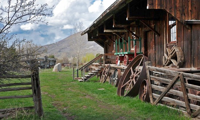 Aspen Historical Society - Aspen: Holden/Marolt and Wheeler/Stallard Museums for Two or Four from Aspen Historical Society(Up to 50% Off)