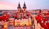 Prag: Doppel- oder Zweibettzimmerinkl. Frühstück