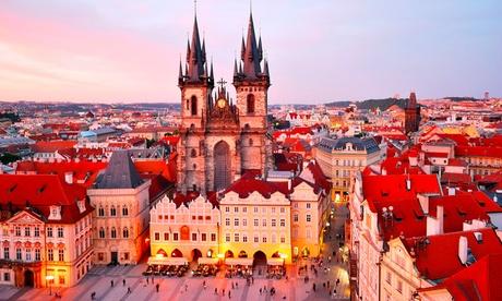 Praga: estancia en habitación doble o twin para 2 personas en Hotel Royal Court
