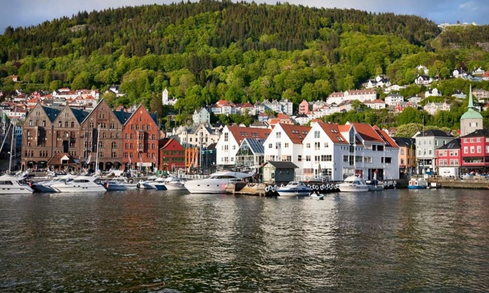 Norway Vacation With Airfare And Scenic Train Ride In Groupon Getaways