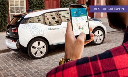 Fino a 120 minuti di guida con DriveNow Carsharing Milano, iscrizione inclusa da 9,99€ (sconto fino a 74%)
