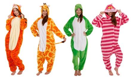 Pijama con diseño de animales por 19,90 € (43% de descuento)
