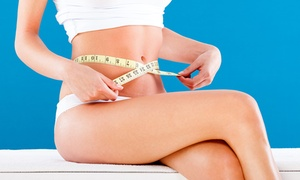 PureSun: Ultrasonic Cavitation: One or Three Sessions at PureSun (Up to 76% Off)