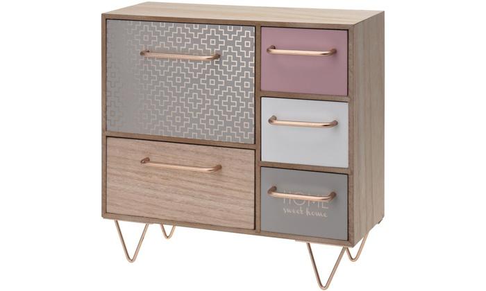 Wooden Dresser Storage