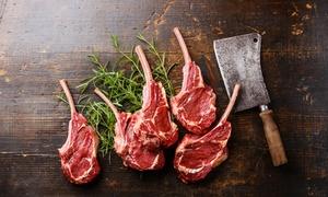 enjoy meat - אטליז בשר בוטיק: אטליז בשר בוטיק enjoy meat בשוק הכרמל: רק 40 ₪ לגרופון בשווי 80 ₪ למימוש על בשרים, עופות, רטבים ומוצרי הגורמה בחנות