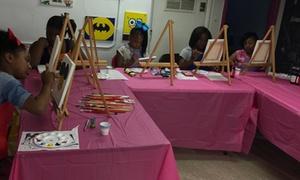 Kidz Korner Boutique: $14 Off $25 Worth of Painting Lesson - Kids