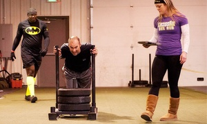 CrossFit Bel Air: One Month of Three or Six CrossFit Classes Per Week at CrossFit Bel Air (Up to 71% Off)