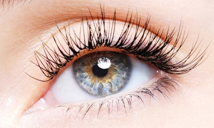 SemiPermanent Eyelash Extensions with Infill Treatment from Rapunzel Hair & Beauty Salon