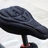 China Unicom Gel Bike Seat Cover