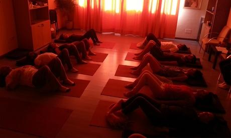 1 o 3 meses de 1 o 2 clases a la semana de pilates, yoga o taichi desde 19,99 € en Feelfine