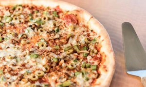 38% Off Italian Cuisine at Alfredo's Pizza Cafe at Alfredo's Pizza Cafe, plus 6.0% Cash Back from Ebates.