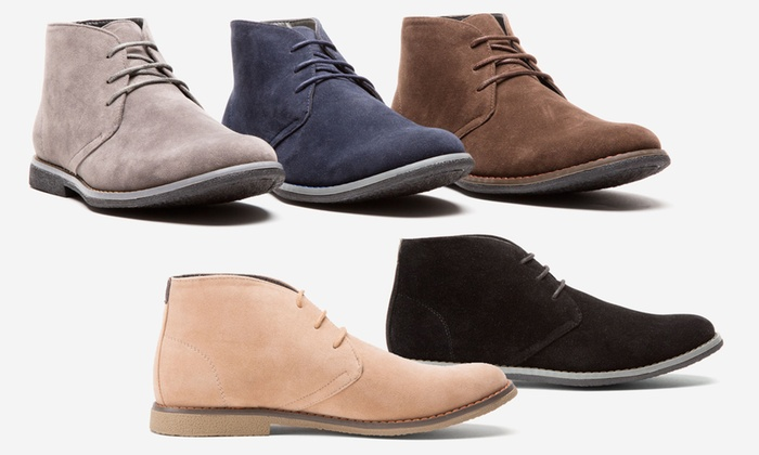 Oak & Rush Men's Chukka Boots